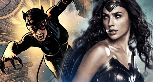 Justice League Catwoman Easter Egg Revealed