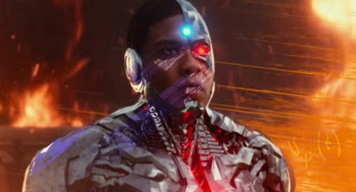 Justice League Cyborg Featurette