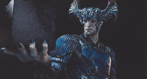 New Justice League Steppenwolf Details From Ciaran Hinds