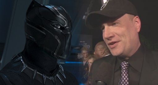 """Marvel's Kevin Feige Talks Black Panther: """"Dream Come True"""" (Video)"""