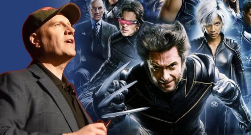 Kevin Feige Says Having X-Men Would Be Fun