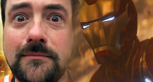 Kevin Smith Comments On Avengers: Infinity War Trailer!
