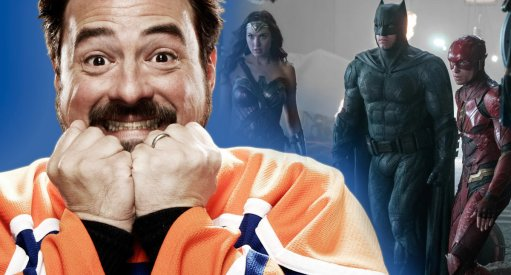 Kevin Smith Comments On Justice League