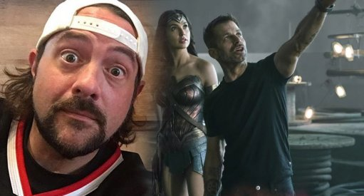 Kevin Smith Wants Zack Snyder Justice League Cut Released