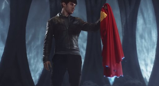 """New Trailer For """"Krypton"""" Features Superman's Cape"""
