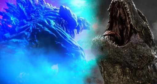 """Largest Godzilla Ever In """"Monster Planet"""" Anime Movie"""