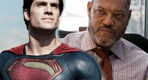 Laurence Fishburne Unsure of Man of Steel 2