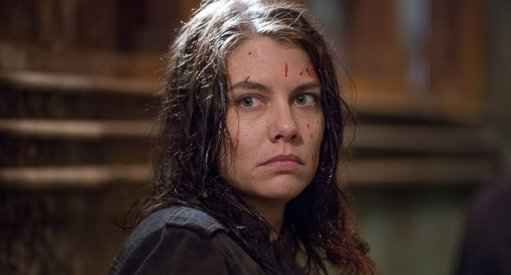 Lauren Cohan Might Be Done With The Walking Dead