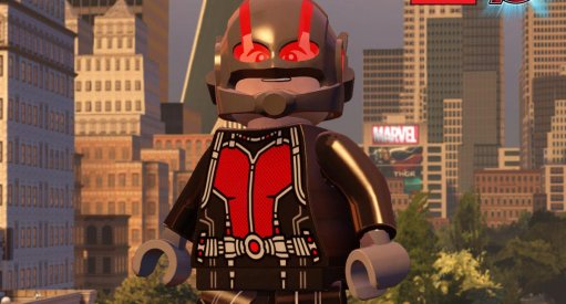 LEGO Marvel Avengers Ant-Man DLC Available For Free | Cosmic Book News