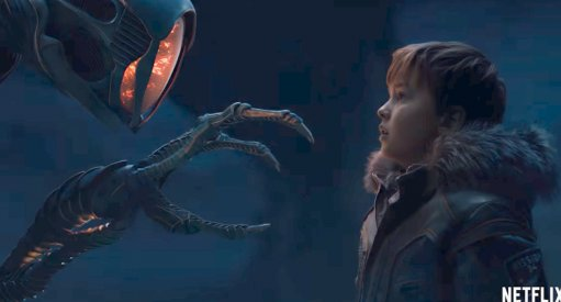 "Netflix ""Lost In Space"" Full Trailer"