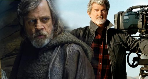 Mark Hamill Reveals George Lucas Star Wars Ending