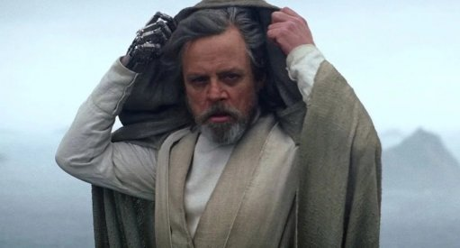 Mark Hamill Teases Return of Luke Skywalker