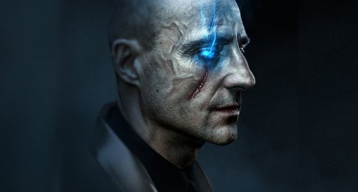 Best Look Yet At Mark Strong In Shazam!
