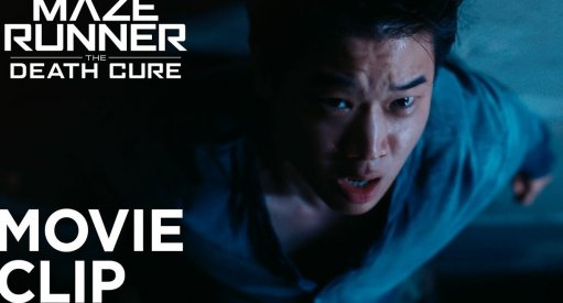 Watch: Maze Runner: The Death Cure Clip