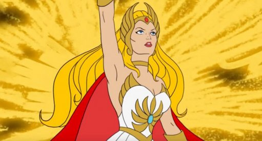 Netflix and DreamWorks Announce Six Original Series: She-Ra & More