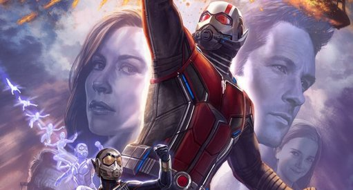 New Look At Ant-Man and the Wasp Costumes