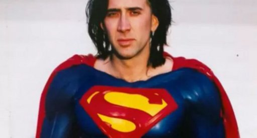 Nicolas Cage Voicing Superman In Teen Titans Go! To The Movies