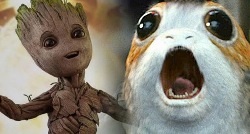 Oscars VFX Now Includes Star Wars, Guardians of the Galaxy 2 and More