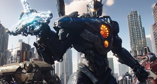 Pacific Rim Uprising Tops Black Panther