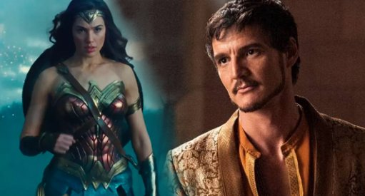 Wonder Woman 2 Casts Narcos' Pedro Pascal in Key Role