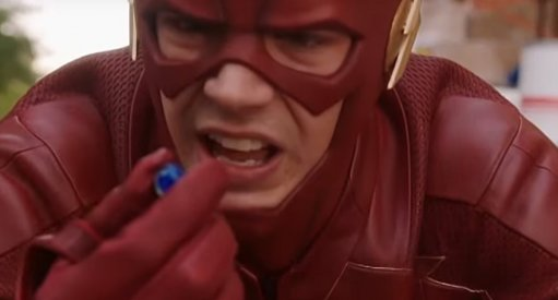 The Flash, Legends of Tomorrow Trailers