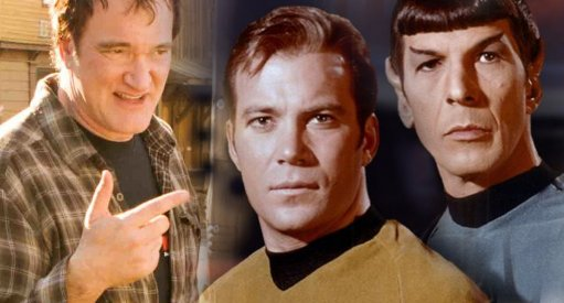 R-Rated Star Trek Movie In The Works From Quentin Tarantino