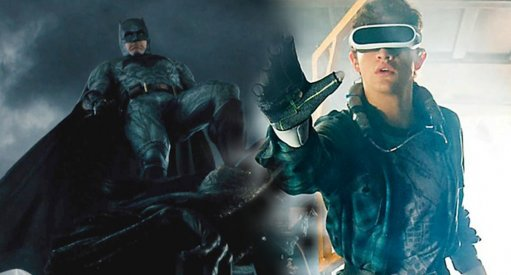 Ready Player One Trailer Features Batman