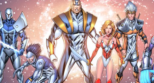 Rob Liefeld's Extreme Universe Coming To Netflix