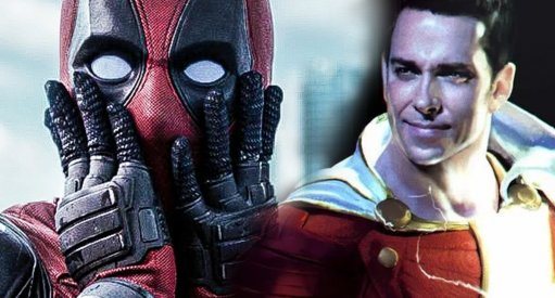 Zachary Levi Responds To Rob Liefeld About Shazam Costume