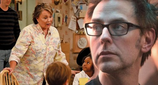 Roseanne Barr Disgusted With James Gunn Support