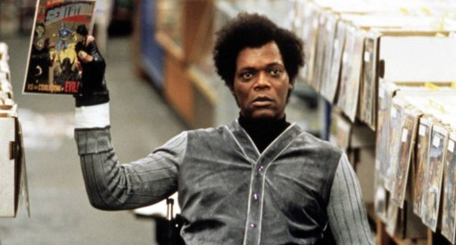 """First Look At Samuel L. Jackson & James McAvoy In """"Glass"""""""