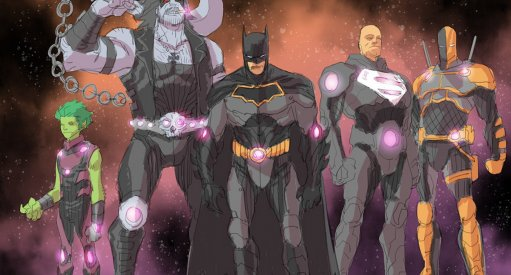 Scott Snyder Takes Over Justice League