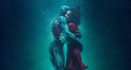 New Trailer For The Shape Of Water