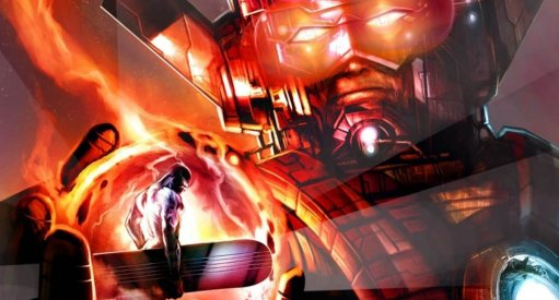 Silver Surfer & Galactus Rumored Active For Marvel Studios