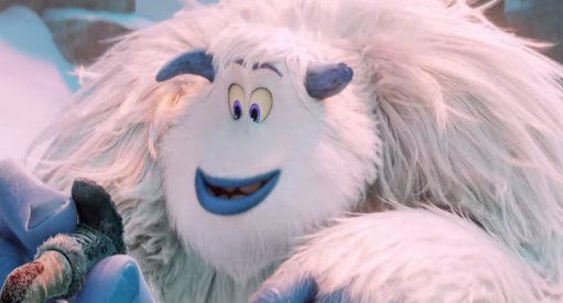 Believe it or not, a new Smallfoot trailer drops
