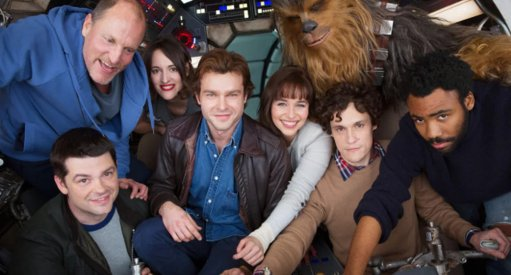 Ron Howard Reveals Han Solo Title