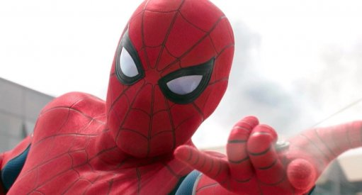 Spider-Man: Far From Home first look