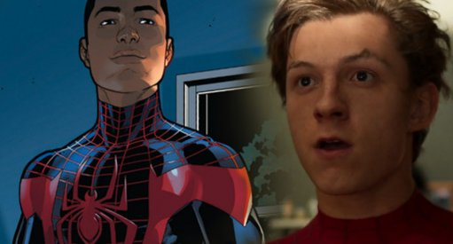 Spider-Man: Homecoming Miles Morales Deleted Scene