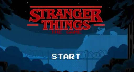 Stranger Things video game