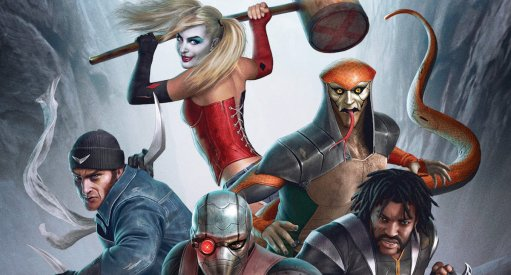 Suicide Squad: Hell To Pay Release Date Announced