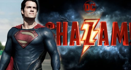 Superman Man of Steel Shazam! Easter Egg