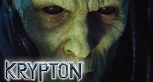 SYFY's Krypton Superman Prequel Series Is Awesome