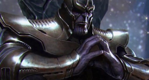 Thanos Main Character In Avengers: Infinity War