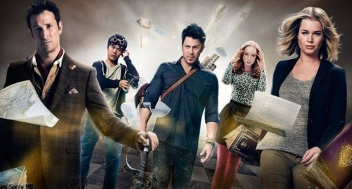 TNT Cancels The Librarians