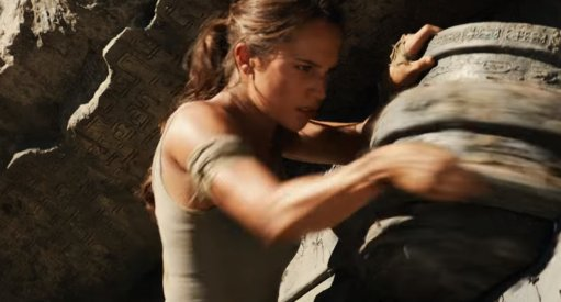 Watch New Tomb Raider Spots