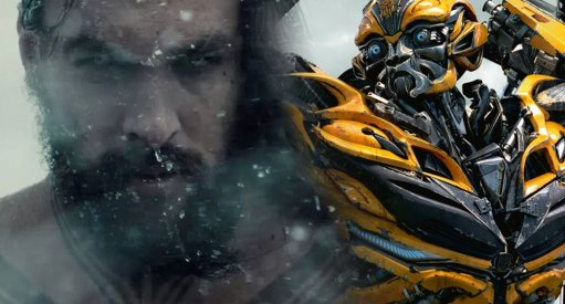 Bumblebee taking on aquaman at box office cosmic book news - Transformers 2 box office ...