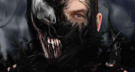 Tom Hardy Venom Image Offers Plot  Details