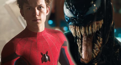 Venom Coming To Comic-Con; Possibly Tom Holland