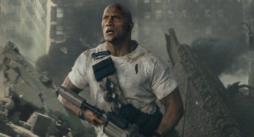 WB High-Res Images: Rampage, Ready Player One, Tomb Raider and more