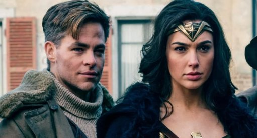 Chris Pine Wonder Woman 2